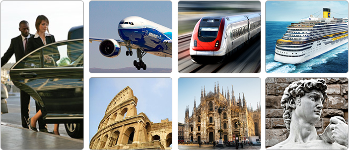 Booking airport transfers Linate
